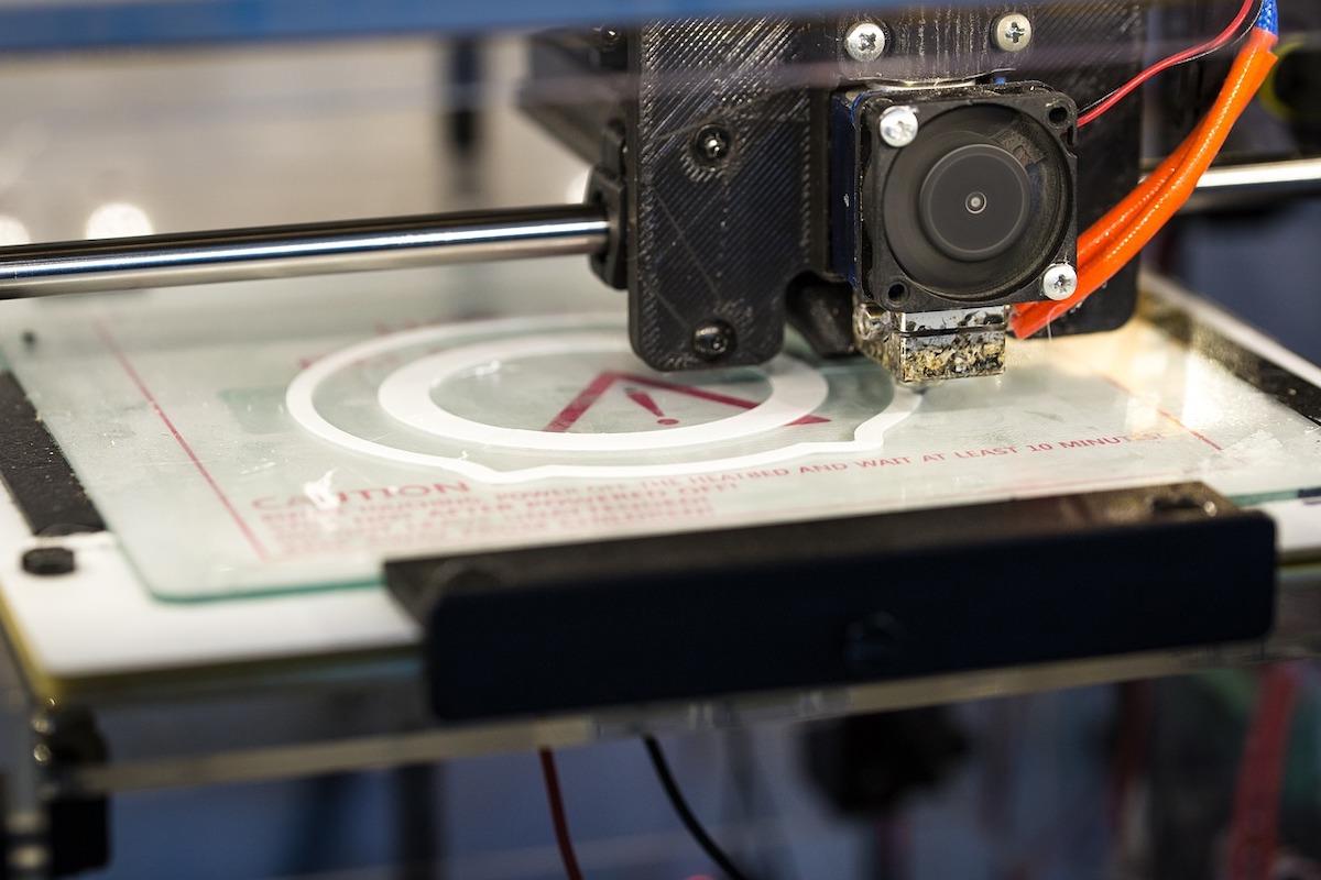 Une imprimante 3D professionnelle d'occasion pas cher